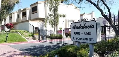 632 E Workman Street, Covina, CA 91723 - MLS#: PW18131915