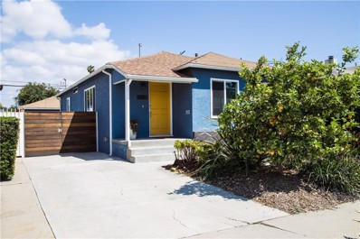 2742 Thurman Avenue, Los Angeles, CA 90016 - MLS#: PW18131984