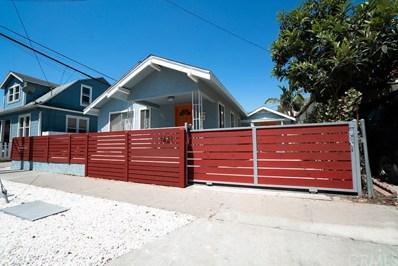 1421 Temple Avenue, Long Beach, CA 90804 - MLS#: PW18132367