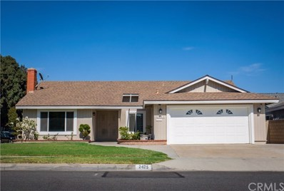2425 N Hathaway Street, Santa Ana, CA 92705 - MLS#: PW18132515