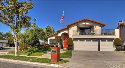 210 S Francisco Place, Anaheim Hills, CA 92807 - MLS#: PW18134035