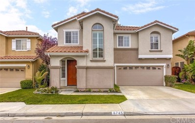8745 E Wiley Way, Anaheim Hills, CA 92808 - MLS#: PW18134143