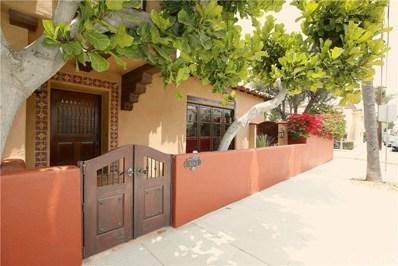 5263 E 1st Street, Long Beach, CA 90803 - #: PW18134247