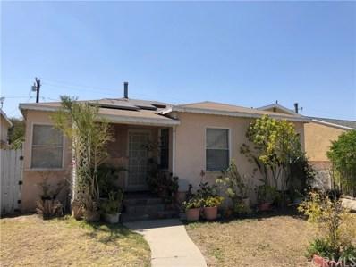 313 N 5th Street, Montebello, CA 90640 - MLS#: PW18135352