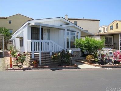 432 S Harbor Boulevard UNIT 28, Santa Ana, CA 92704 - MLS#: PW18135567