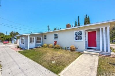 945 N Glassell Street, Orange, CA 92867 - MLS#: PW18135654