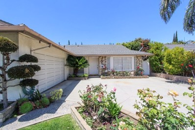 18421 Carnaby Lane, Huntington Beach, CA 92648 - MLS#: PW18136069