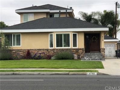4744 Palo Verde Avenue, Lakewood, CA 90713 - MLS#: PW18136260