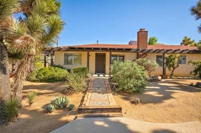 56849 Ivanhoe Drive, Yucca Valley, CA 92284 - MLS#: PW18136297