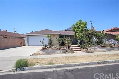 12191 PEARCE AVE, Garden Grove, CA 92843 - MLS#: PW18137254