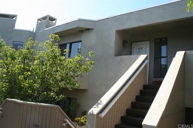 12478 Montecito Road UNIT 6, Seal Beach, CA 90740 - MLS#: PW18138053