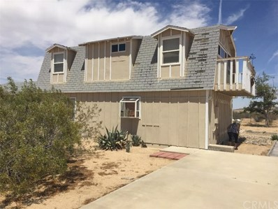 4777 Sun Kist Road, Joshua Tree, CA 92252 - MLS#: PW18138475