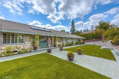 1754 E Lemon Heights Drive, North Tustin, CA 92705 - MLS#: PW18139003