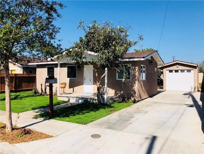 1321 N Custer Street, Santa Ana, CA 92701 - MLS#: PW18139219