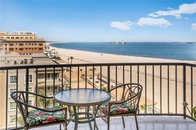 850 E Ocean Boulevard UNIT 803, Long Beach, CA 90802 - MLS#: PW18139449