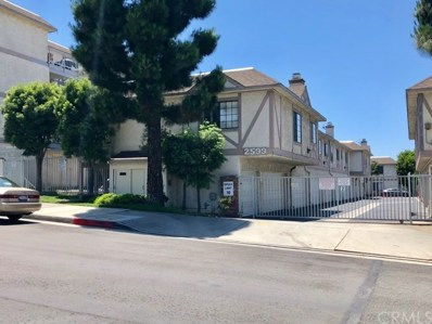 2599 Walnut Avenue UNIT 213, Signal Hill, CA 90755 - MLS#: PW18139715