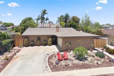 351 W Glenwood Avenue, Fullerton, CA 92832 - MLS#: PW18140587