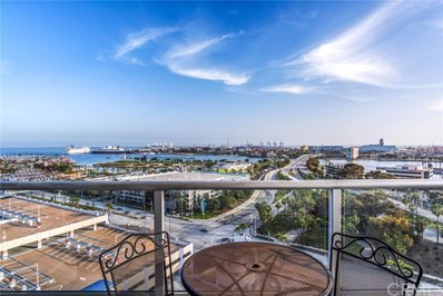 411 W Seaside Way UNIT 1404, Long Beach, CA 90802 - MLS#: PW18140911