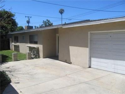 378 N Parker Street, Orange, CA 92868 - MLS#: PW18141576