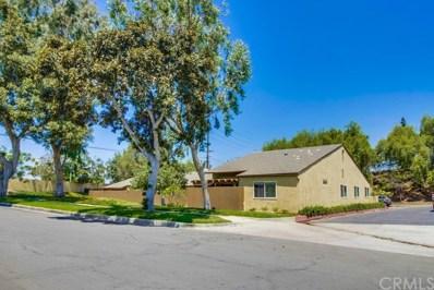 401 N Powder Horn Drive UNIT 4, Anaheim Hills, CA 92807 - MLS#: PW18141814