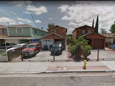 2118 E 117th Street, Los Angeles, CA 90059 - MLS#: PW18141901