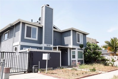 1616 W 206th Street UNIT 4, Torrance, CA 90501 - MLS#: PW18142354
