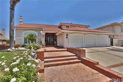 16259 Aurora Crest Drive, Whittier, CA 90605 - MLS#: PW18142626