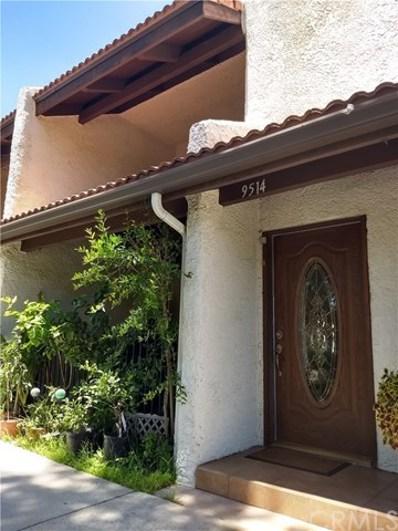 9514 Via Salerno, Sun Valley, CA 91504 - MLS#: PW18142673