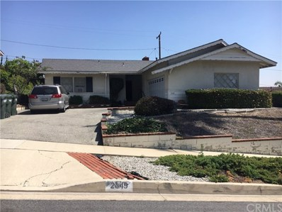 2049 Santa Rena Drive, Rancho Palos Verdes, CA 90275 - MLS#: PW18142682