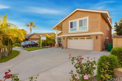 2309 W San Lorenzo Avenue, Santa Ana, CA 92704 - MLS#: PW18143008
