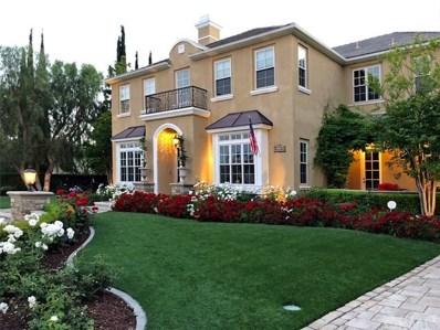 4245 Hidden Oaks Drive, Yorba Linda, CA 92886 - MLS#: PW18143097