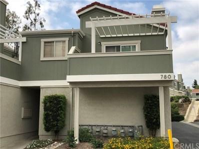 780 Golden Springs Drive UNIT F, Diamond Bar, CA 91765 - MLS#: PW18143317