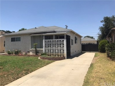 805 S 4th Street, Montebello, CA 90640 - MLS#: PW18143577