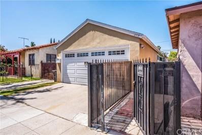 355 E 55th Street, Long Beach, CA 90805 - MLS#: PW18143592