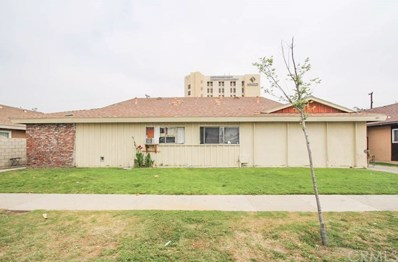 1811 W Neighbors Avenue, Anaheim, CA 92801 - MLS#: PW18143690