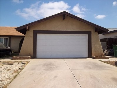 24852 Moontide Lane, Moreno Valley, CA 92557 - MLS#: PW18144222