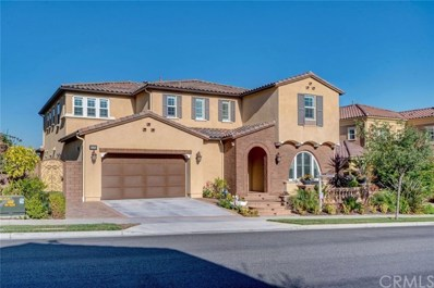 536 N Belridge, Brea, CA 92821 - MLS#: PW18144478