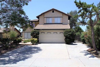 14521 Cochiti Drive, Moreno Valley, CA 92553 - MLS#: PW18145753