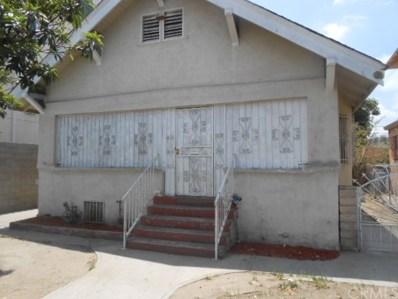 114 W 50th Street, Los Angeles, CA 90037 - MLS#: PW18145998