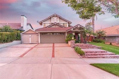 3332 Fallenleaf Drive, Corona, CA 92882 - MLS#: PW18146092