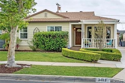 3403 Arbor Road, Lakewood, CA 90712 - MLS#: PW18146331