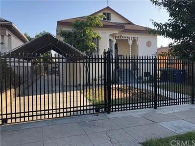 1364 E 22nd Street, Los Angeles, CA 90011 - MLS#: PW18147507