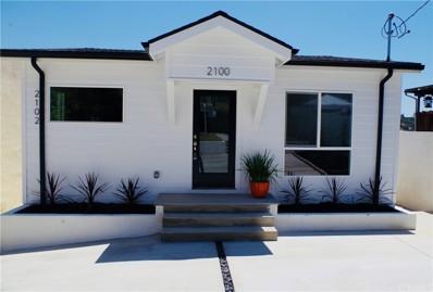 2100 Rome Drive, Glassell Park, CA 90065 - MLS#: PW18148095