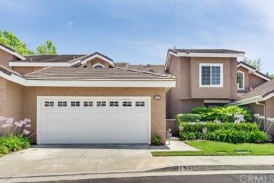 750 S Tourmaline Court, Anaheim Hills, CA 92807 - MLS#: PW18148155