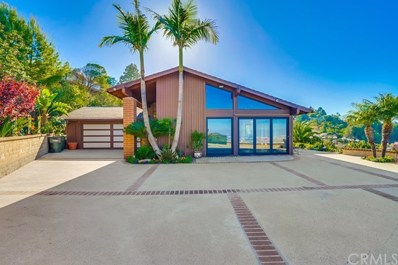 3023 Crownview Drive, Rancho Palos Verdes, CA 90275 - MLS#: PW18148157