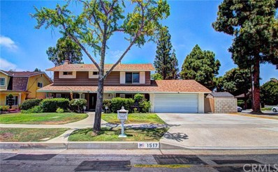 1517 Sunset Lane, Fullerton, CA 92833 - MLS#: PW18148379