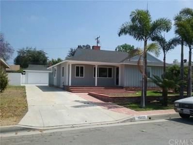 15933 Braepark Street, Whittier, CA 90603 - MLS#: PW18148730