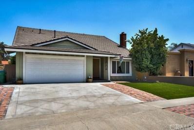 5011 Yearling Avenue, Irvine, CA 92604 - MLS#: PW18149029