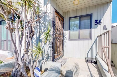 36 Corona Avenue UNIT A, Long Beach, CA 90803 - MLS#: PW18149082