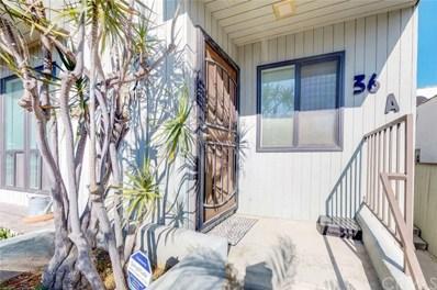 36 Corona Avenue UNIT A, Long Beach, CA 90803 - #: PW18149082
